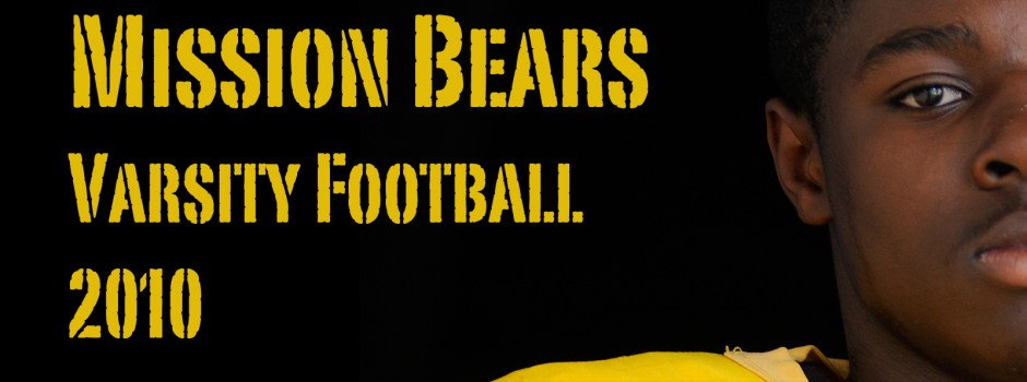 Meet the Mission High School Football Team