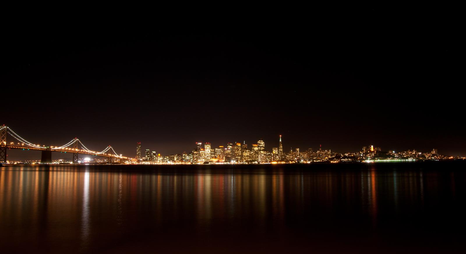 The City Turns Orange