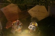 Our Day of the Dead Calaveras and Letters
