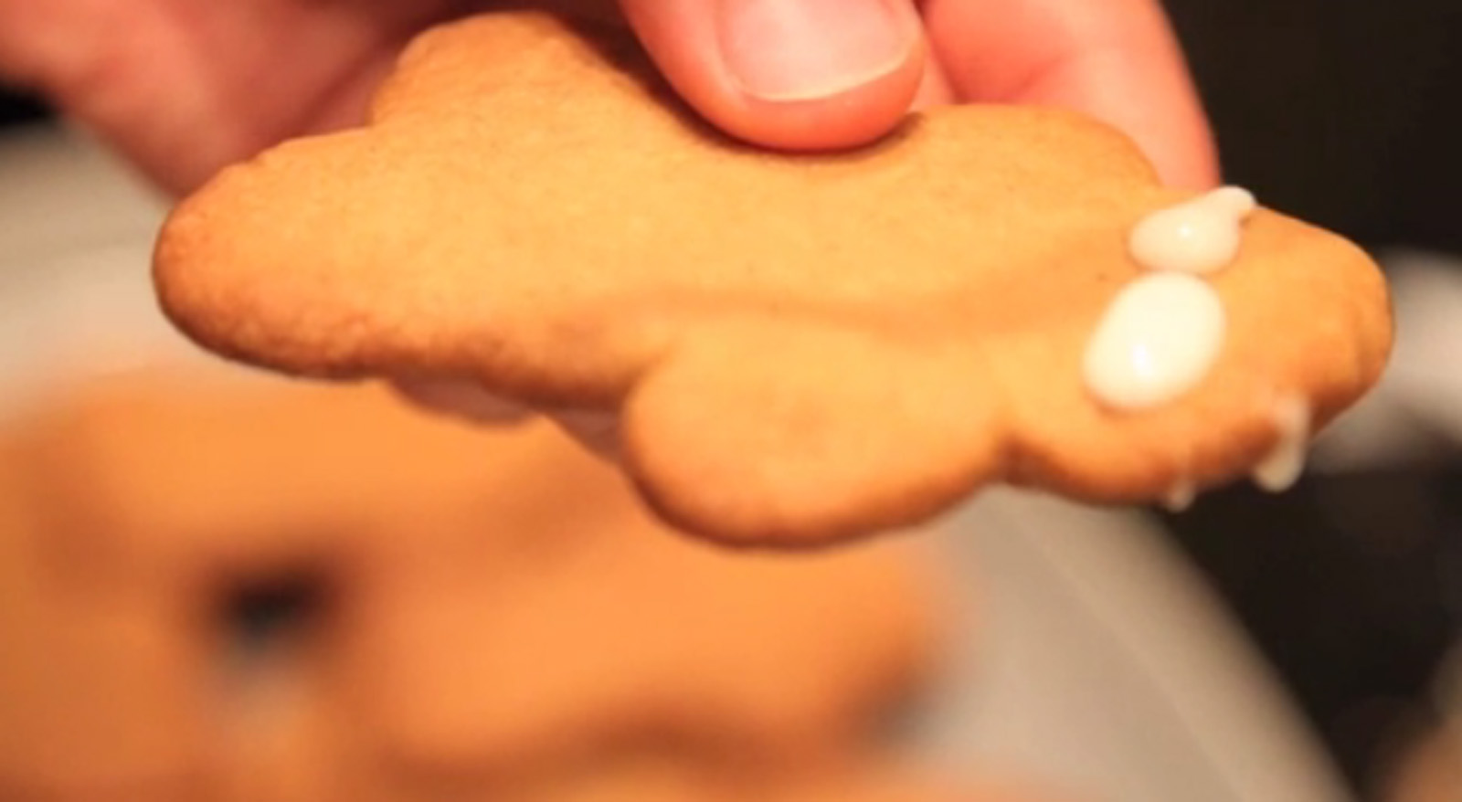 First Time with First-Timers — Gingerbread Edition