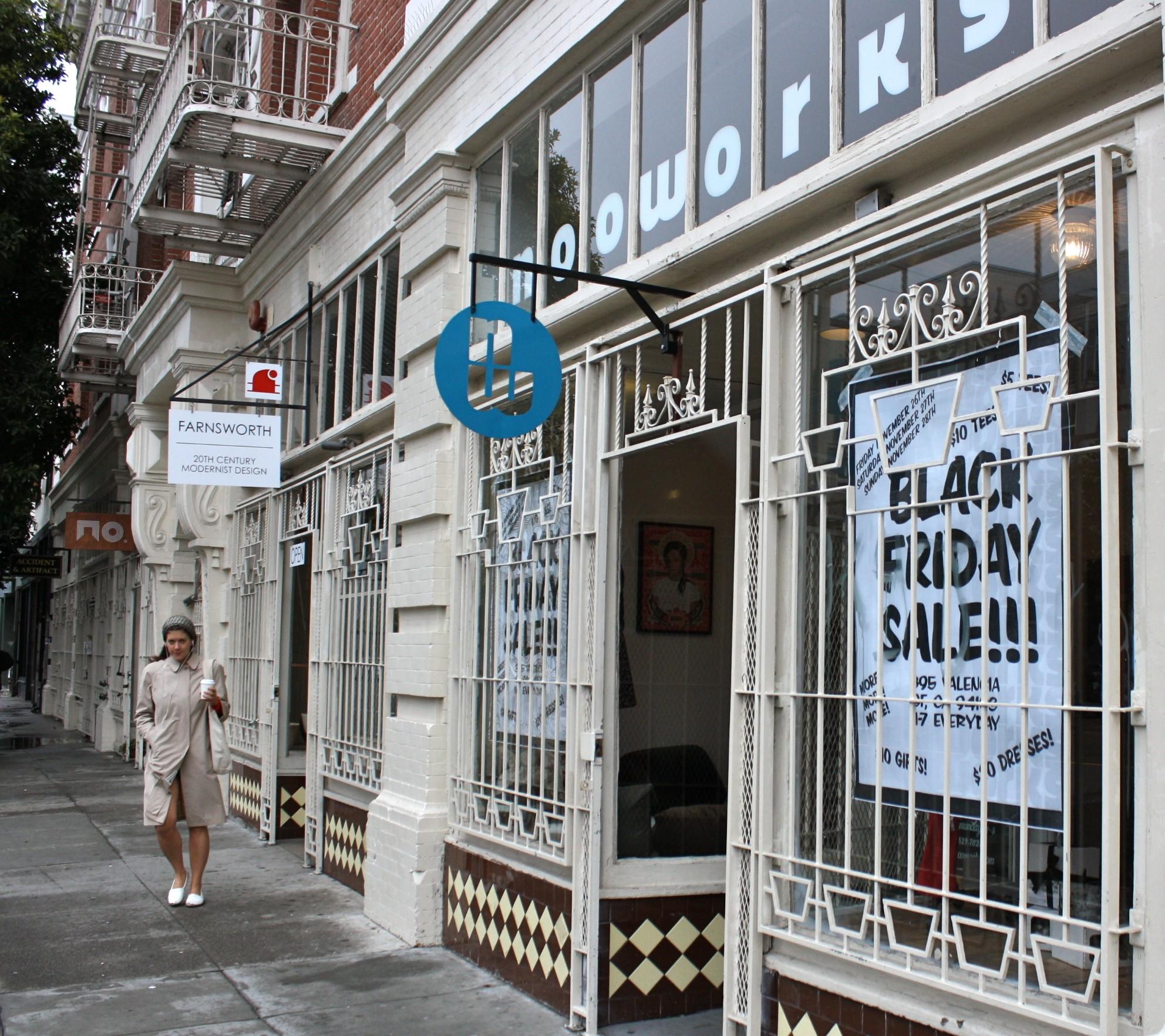 Valencia Street Sales Soar