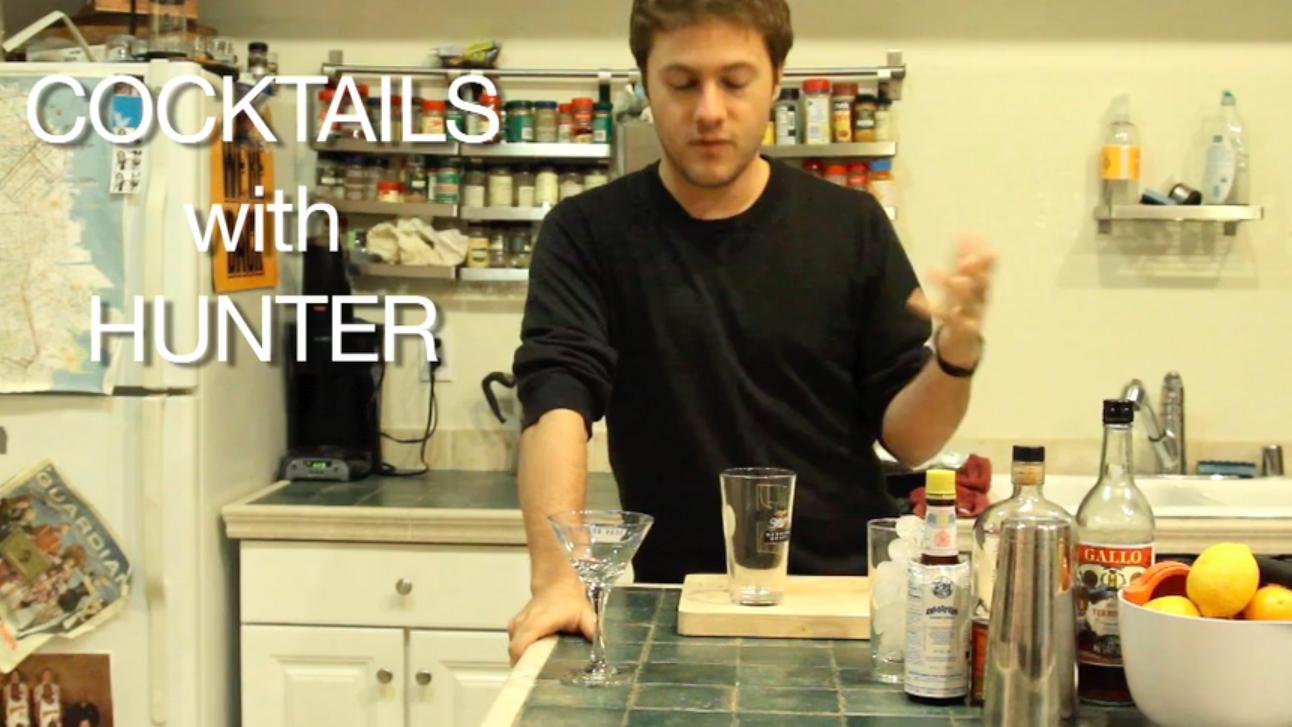 Cocktails: The Manhattan