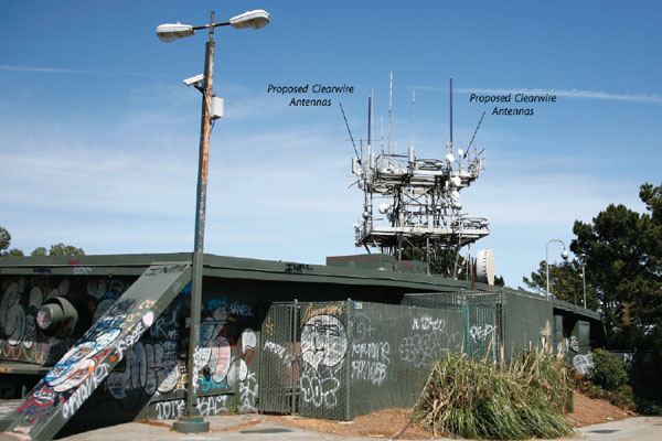 Supes Deny Bernal Heights Antenna Permit