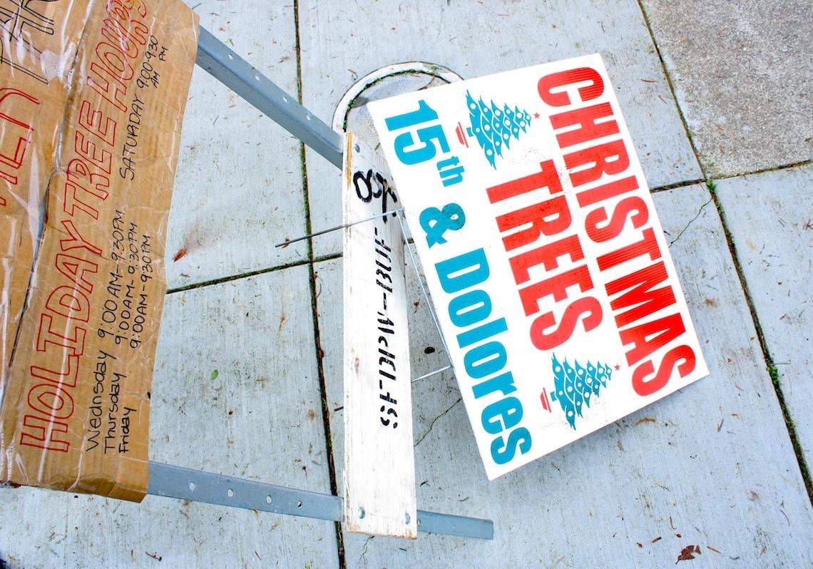 Where Do All the Christmas Trees Go?