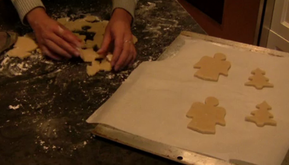 How to Bake Sugar Cookies From Scratch