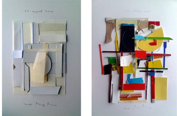 Two pieces by Matt Gonzalez