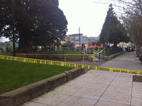 Officer Shoots Suspect at Children's Playground in Garfield Park