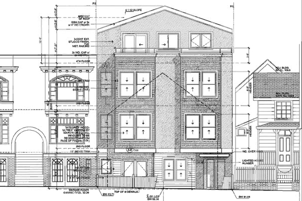 Planning Commission Roundup: 11-Bedroom House Sent Back to the Drawing Board