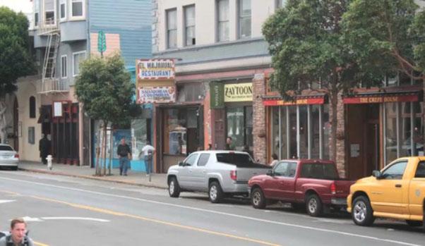 3 Restaurants,  1 Valencia Block – Part 1