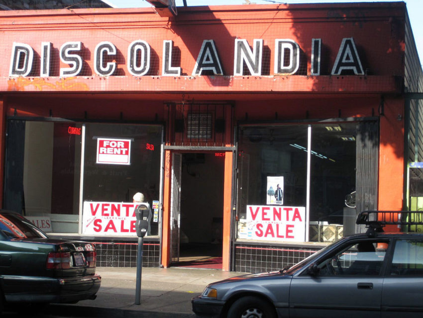 Discolandia Going Out of Business