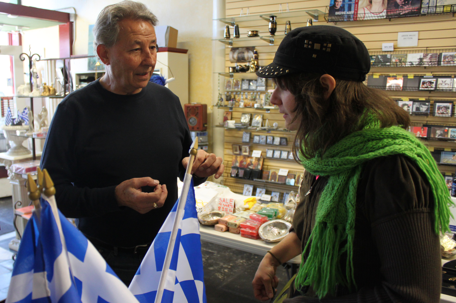 Feta No More. Greek Store is Up For Sale after 70 years