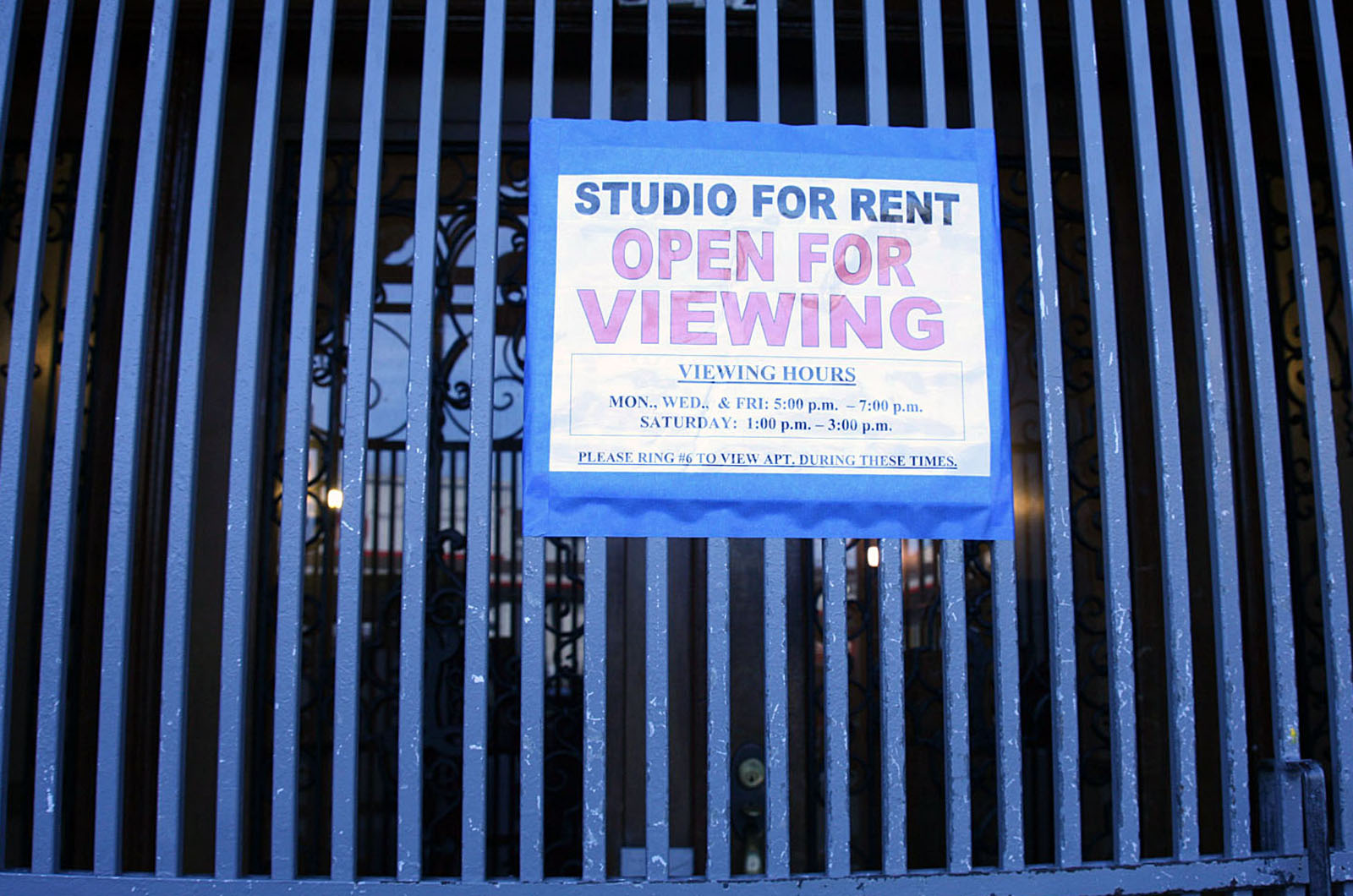 Studio For Rent on 24th Near Valencia