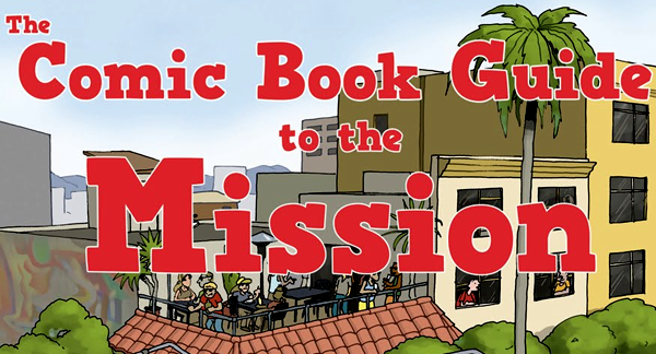 A Graphic Tour Through the Mission