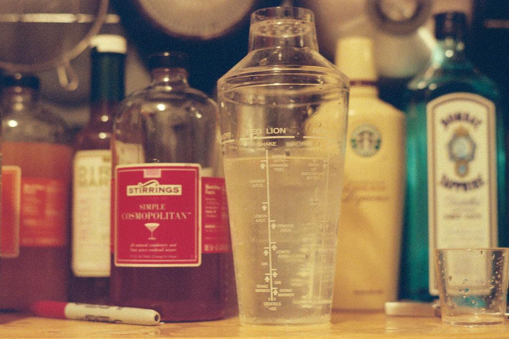 Heart Murmur: Love and Alcohol