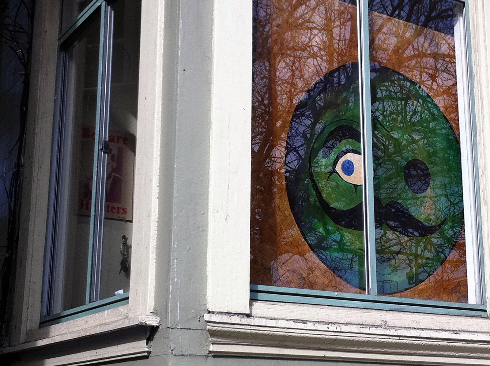 Visual Oxymoron on 24th Street?