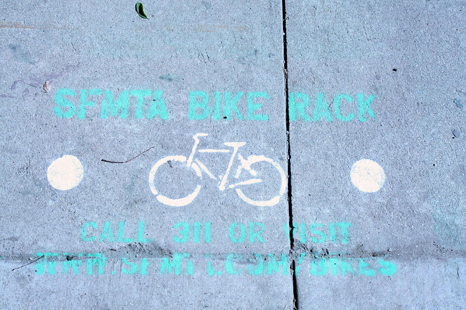 Want a Bike Rack?
