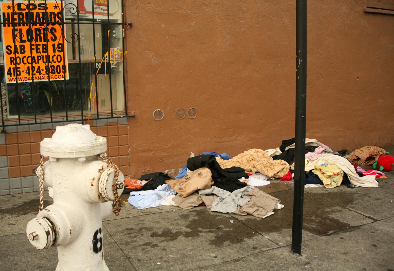 Throwaway Clothes?