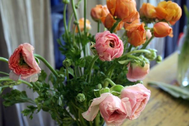 Future bouquets at Lila B. Design.