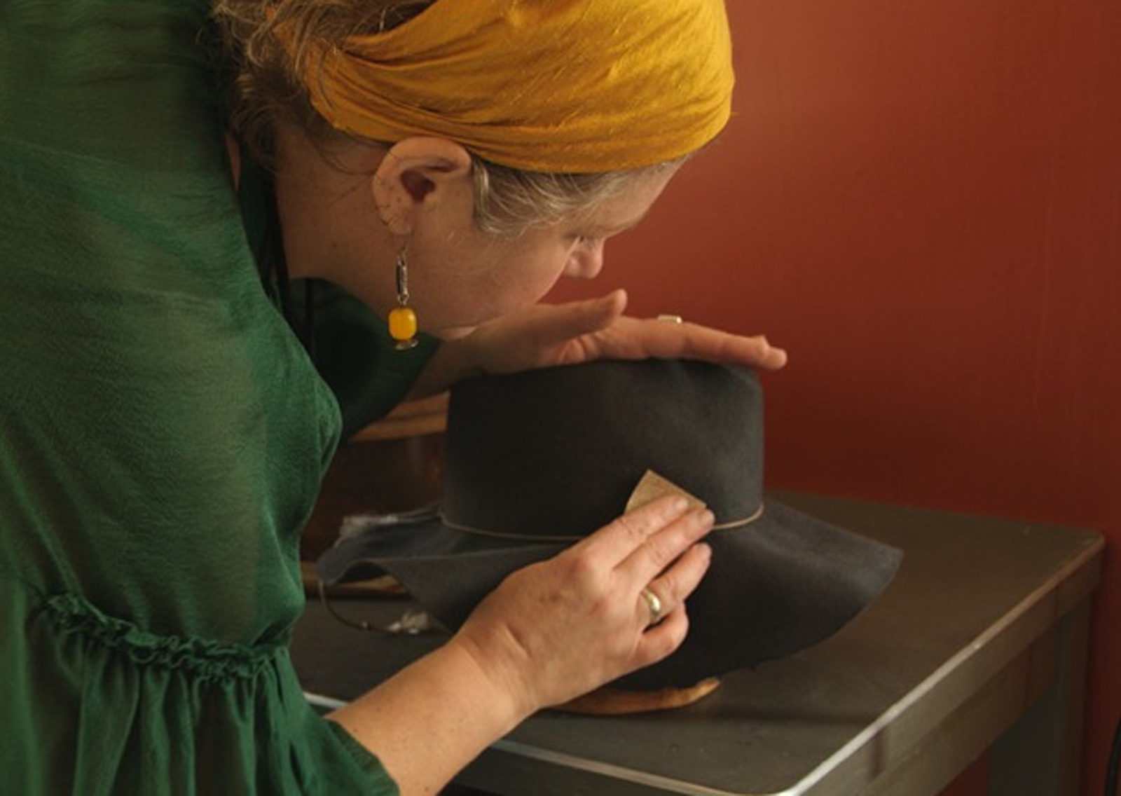MStyle: Deanna Gibbons Makes Hats