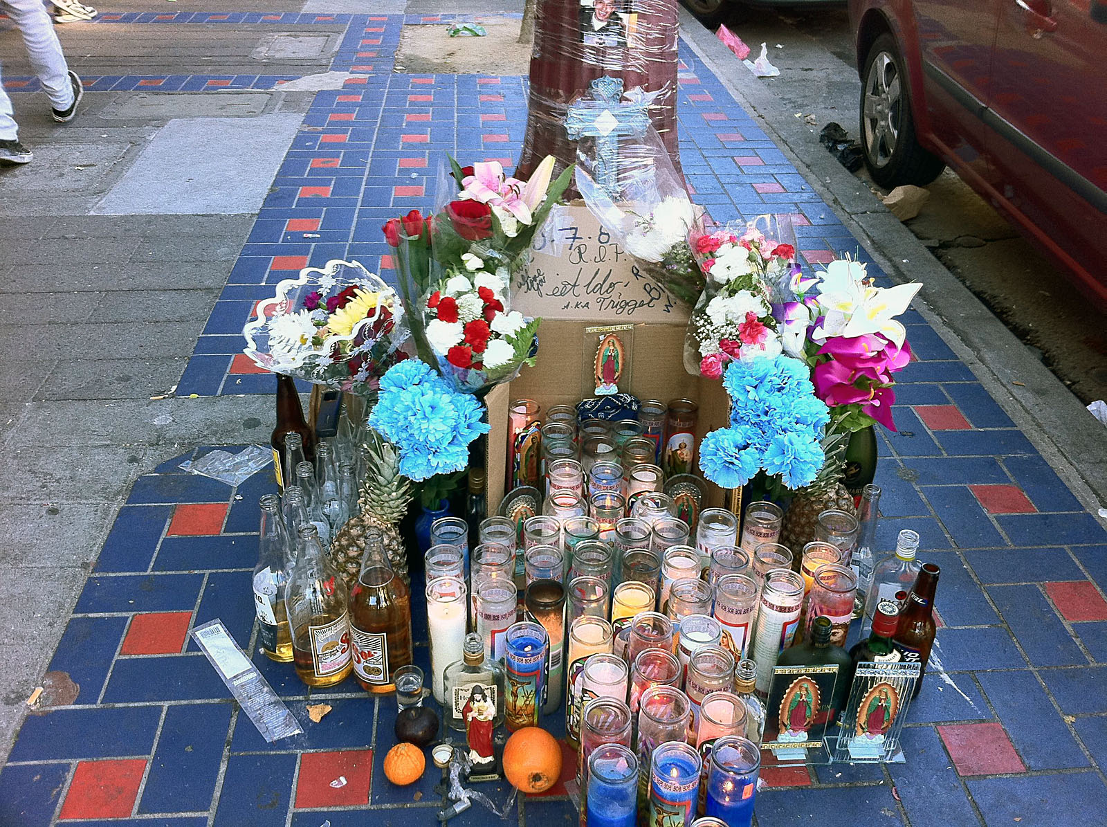 Stretch of Mission St. Where Saturday's Fatal Shooting Took Place Troubled for Decades
