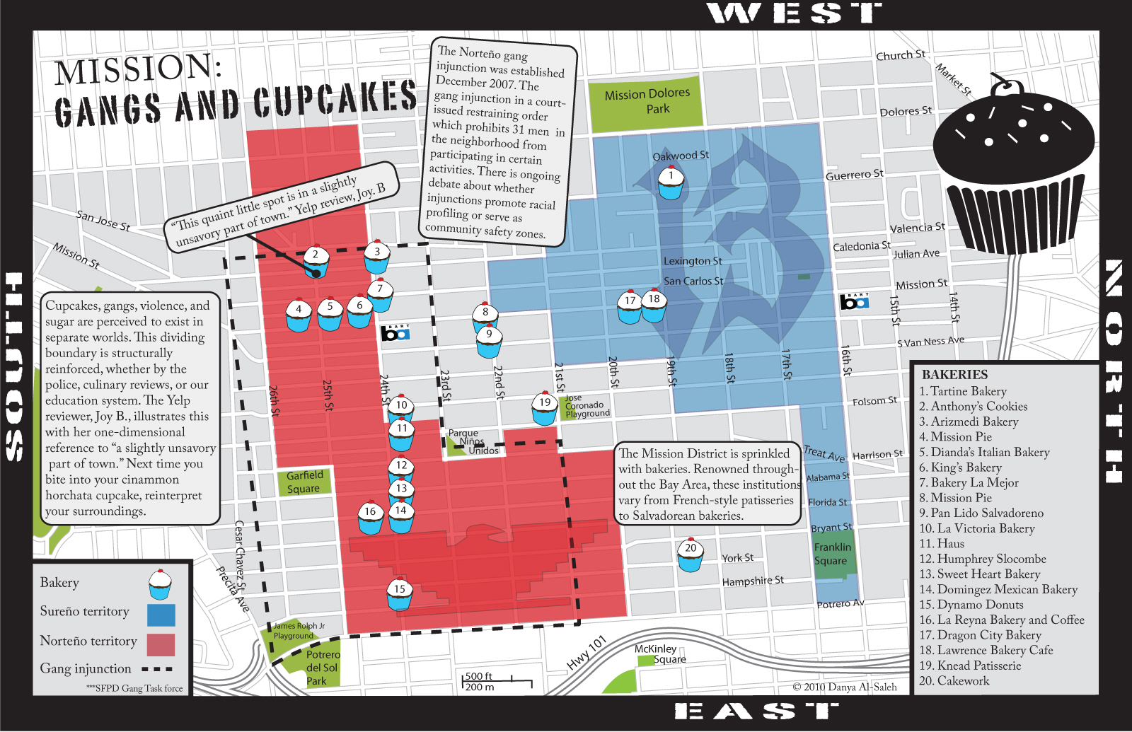 Gangs and Cupcakes - Mission Local on community map, south los angeles map, new york city map, office map, game map, hells angels map, college map, japan map, terrorism map, love map, real map, art map, home map, india map, sinaloa cartel map, first map, fun map, crime map, car map,