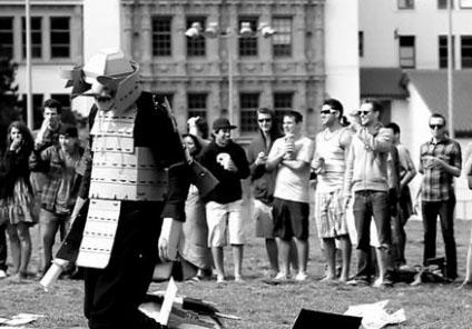 Box Wars!
