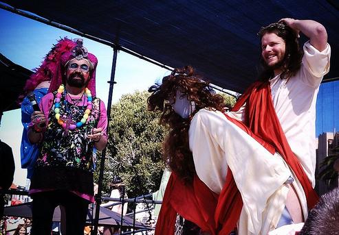 Hunky Jesus 2011: Jesus F'ing Christ