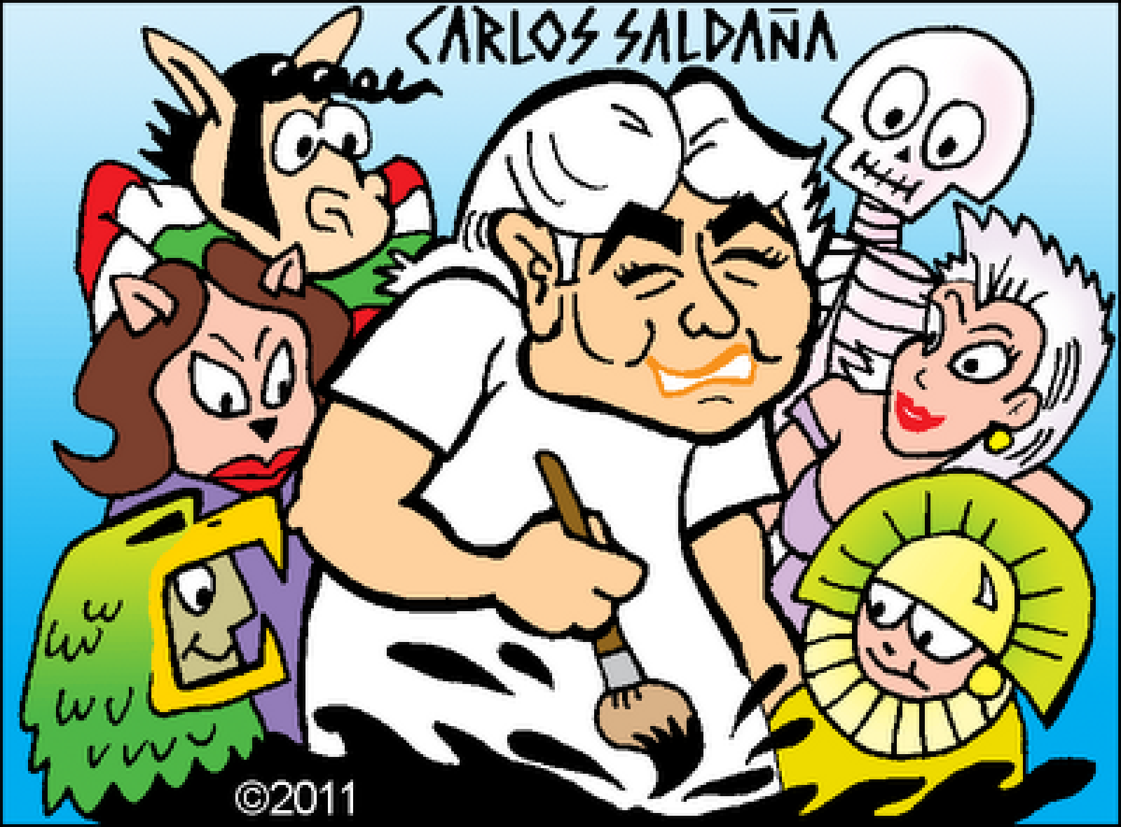 Latino Comics Unite for First-Ever Expo