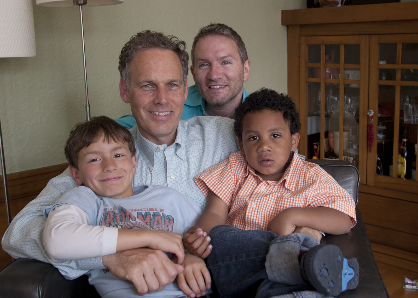 An Adoption Trilogy