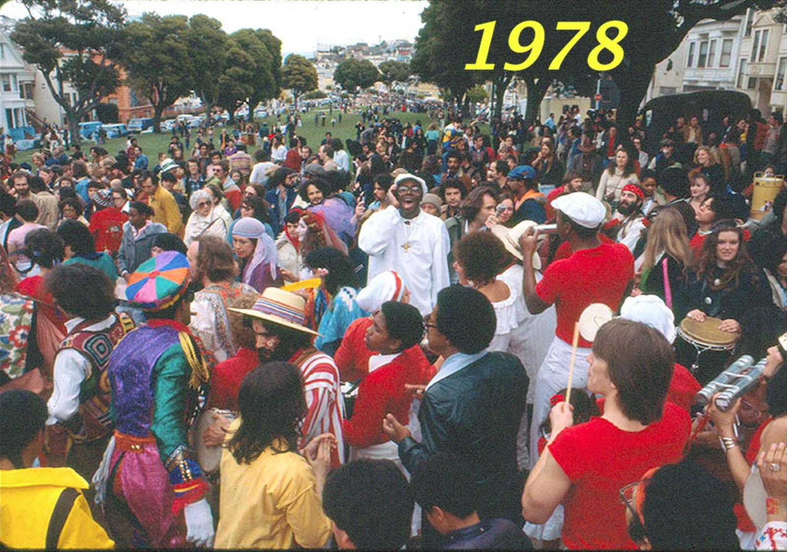 Carnaval Started on Precita Park in 1978