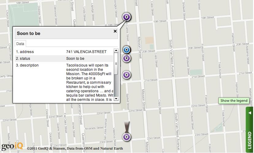 Niche Spots on Valencia Nearly Gone as Restaurants Rule