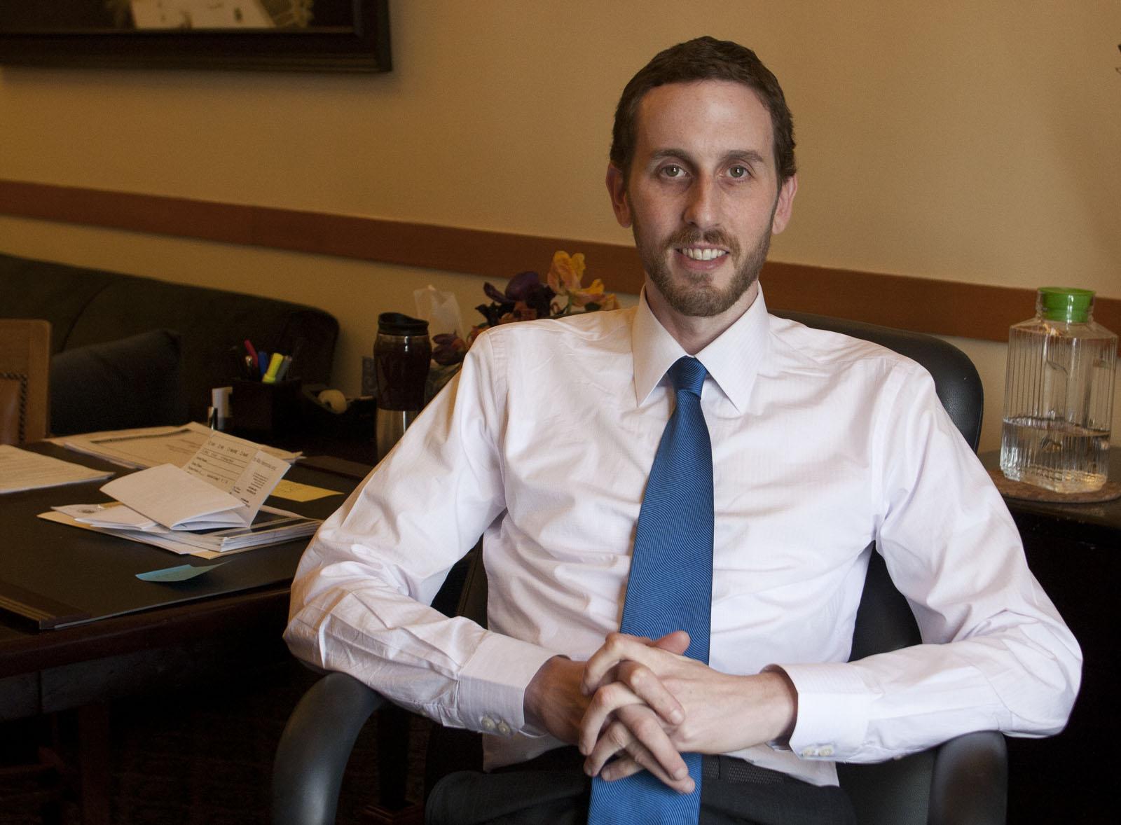 Supervisor Scott Wiener Says It's OK if You Think He's Boring