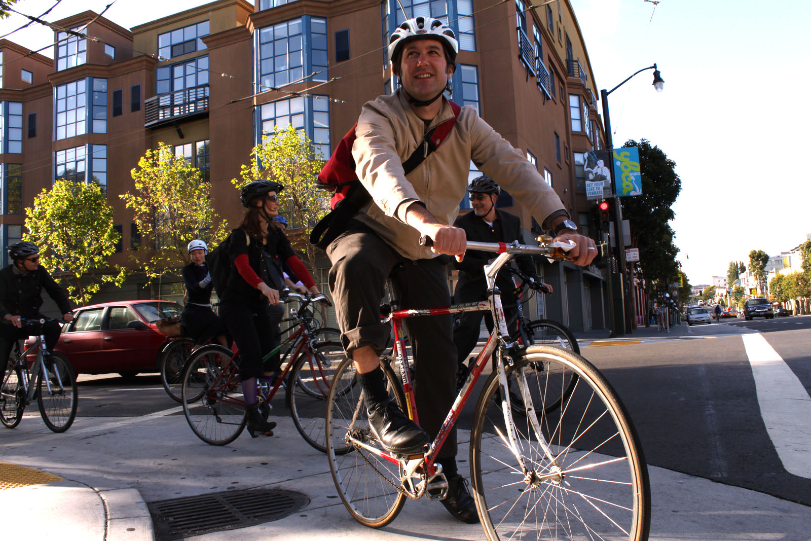Listen Local: It's Bike to Work Day in San Francisco
