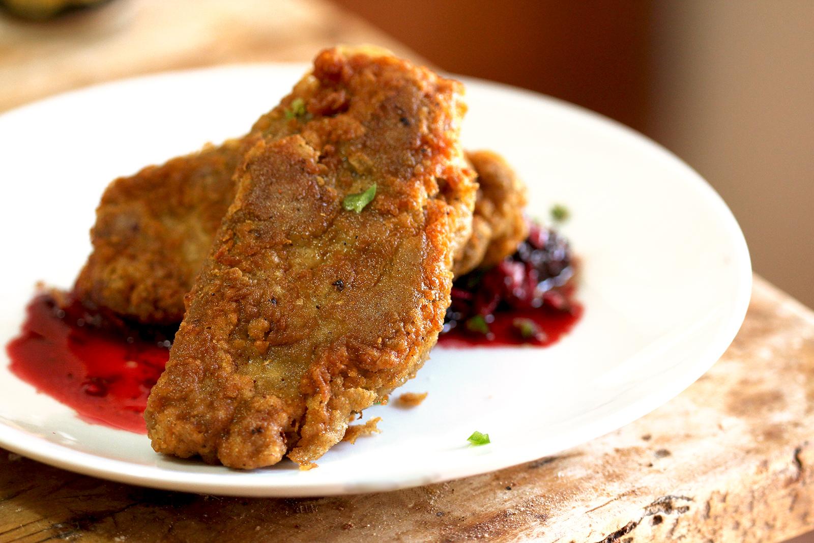 Veganize It! Foreign Cinema's Garam Masala Fried Chicken