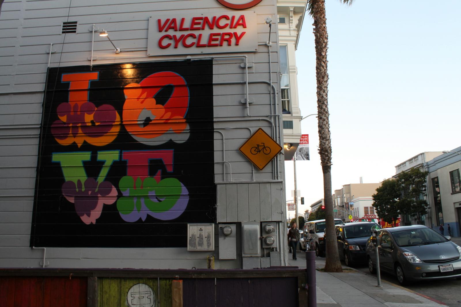 love on valencia