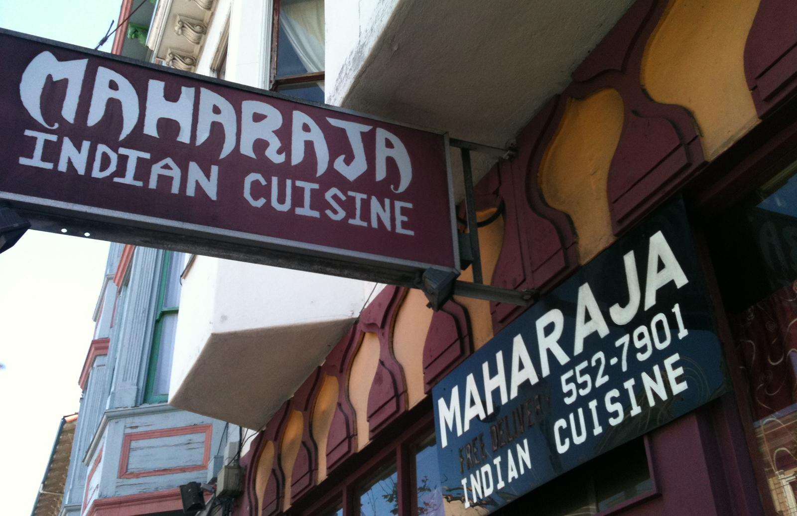 What Happened to Maharaja Indian Restaurant?
