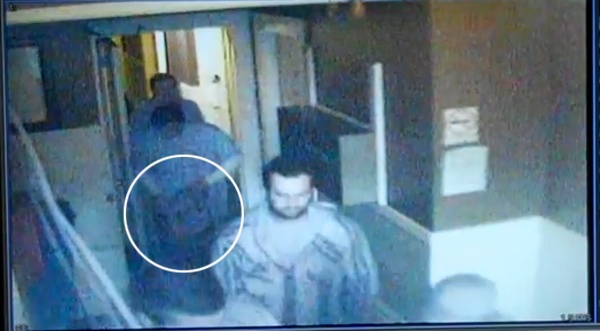 Mission SFPD Officers Videotaped in Apparent Theft from Julian Hotel