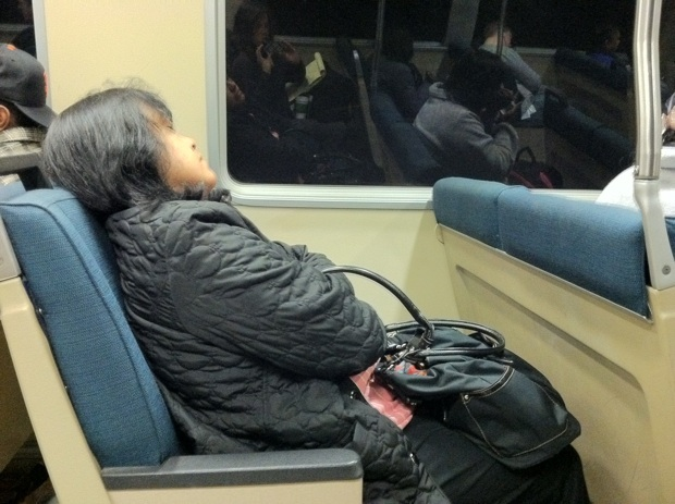 Portrait of a City: Riding BART All Day - Mission Local