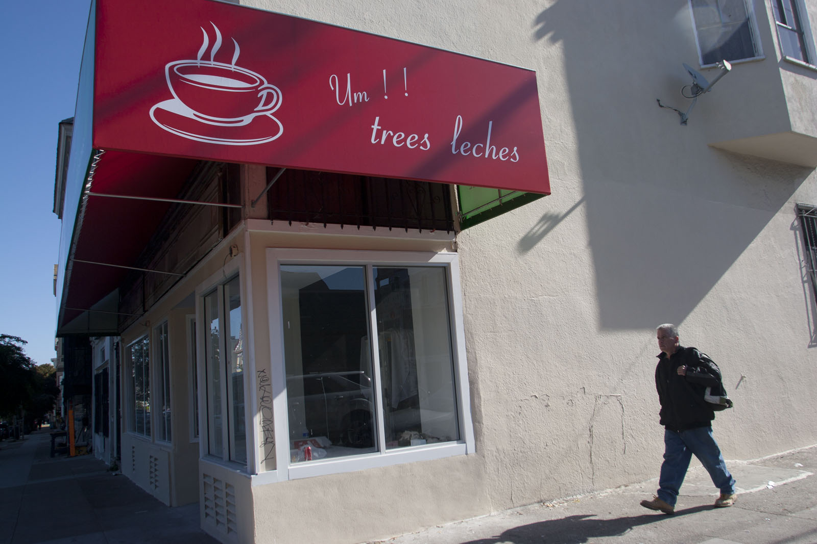 Trees Leches, Um, Coming to Folsom Street