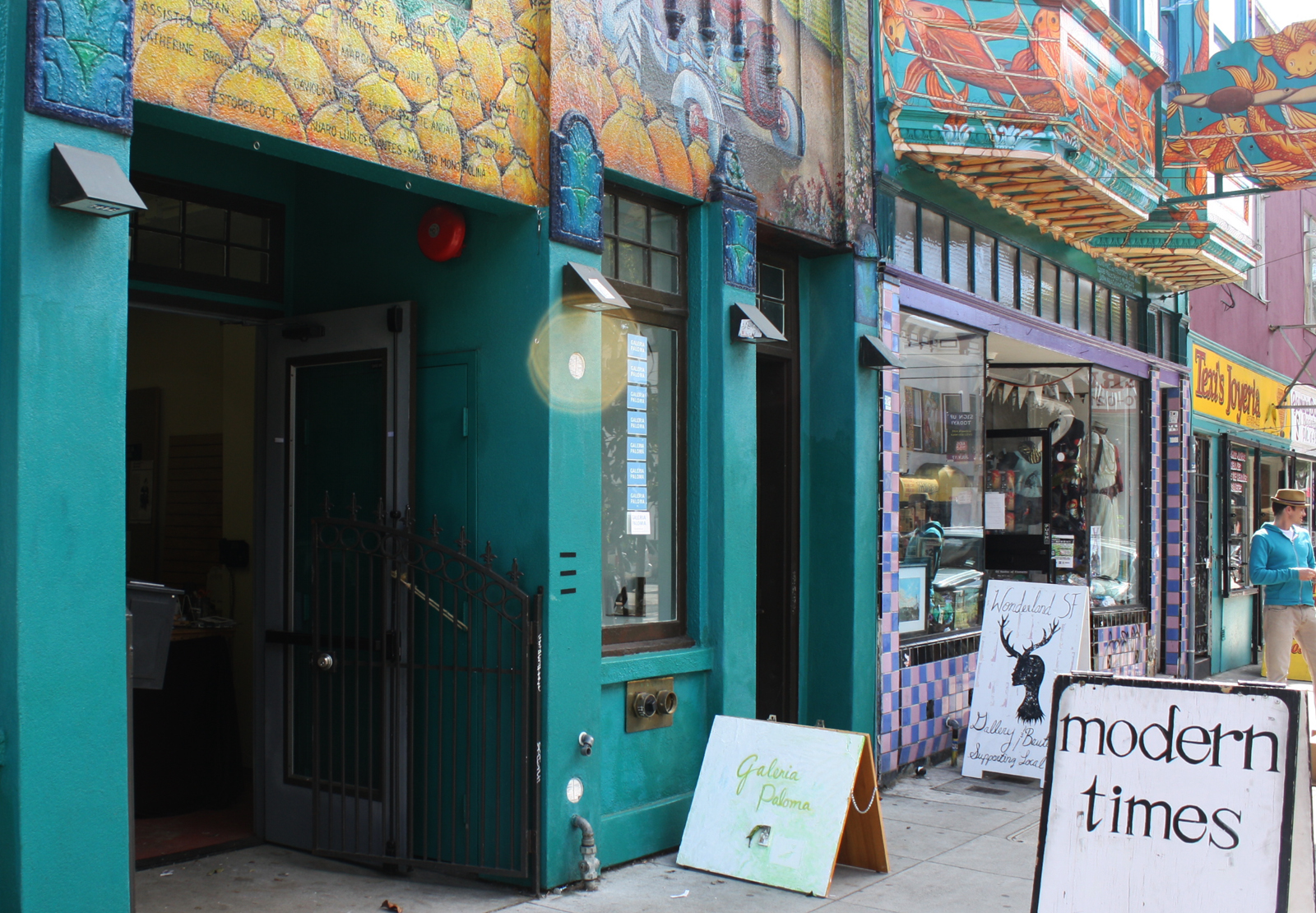 Modern Times Bookstore Seeks New Owner