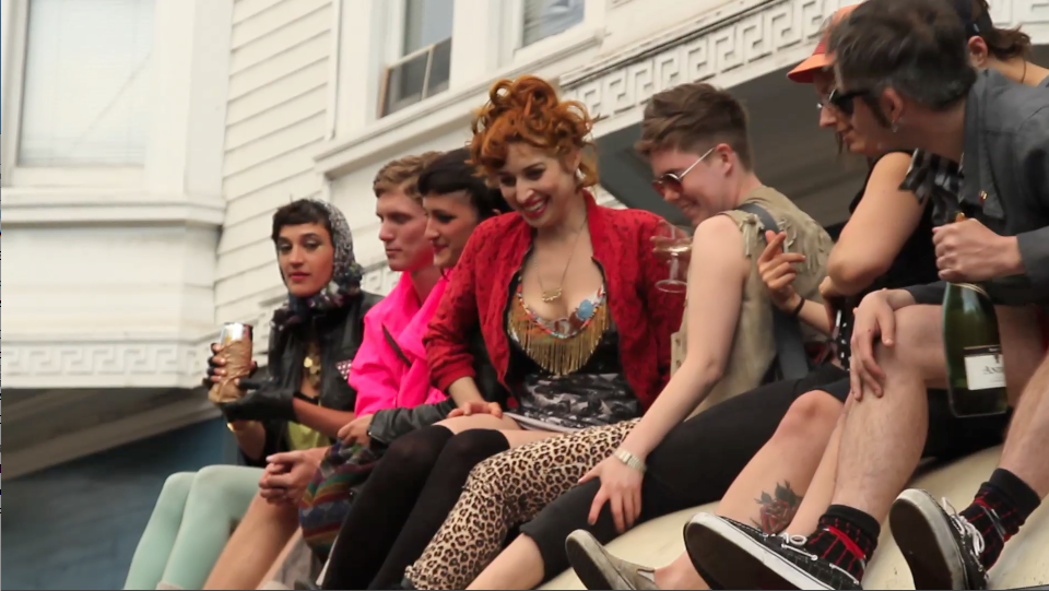 Video: The Mission District Celebrates Gay Pride