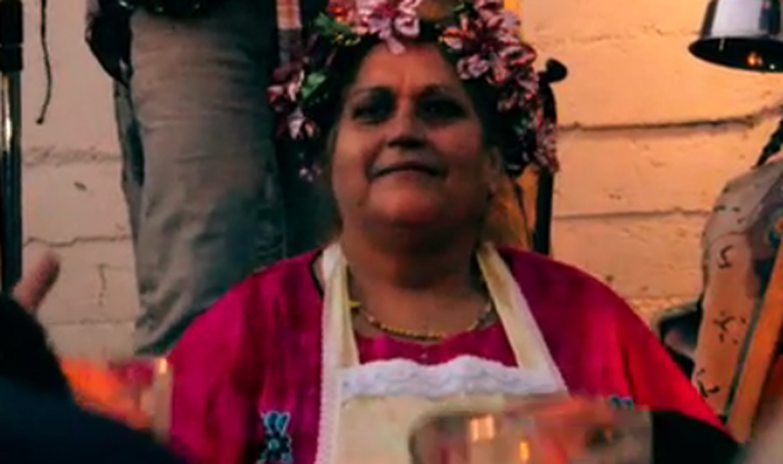 Beer, Flowers, Music at Tamale Lady's 60th
