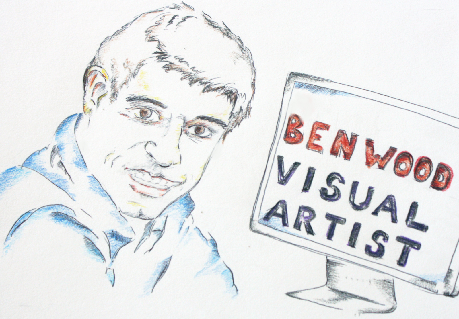 Advice to Young Artists: Ben Wood