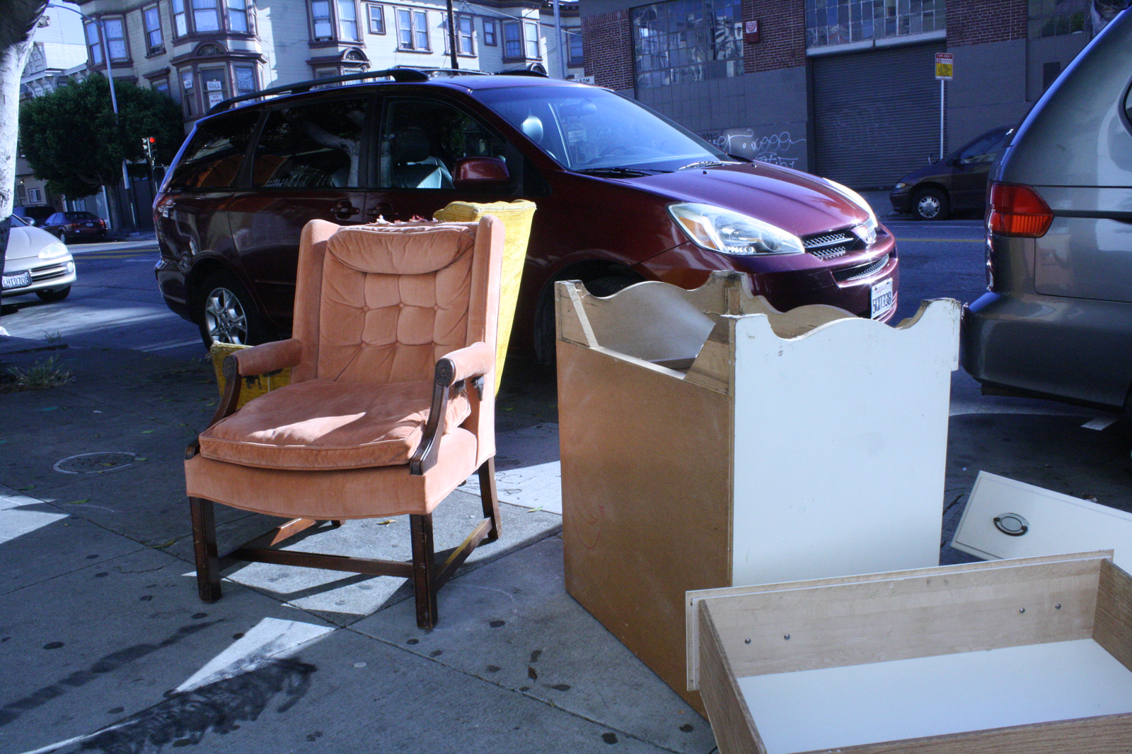 Unwanted Furniture