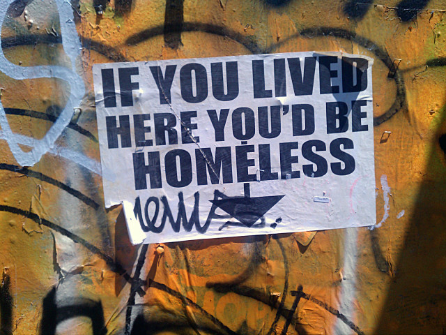Homeless Get Housing, Wait for Services