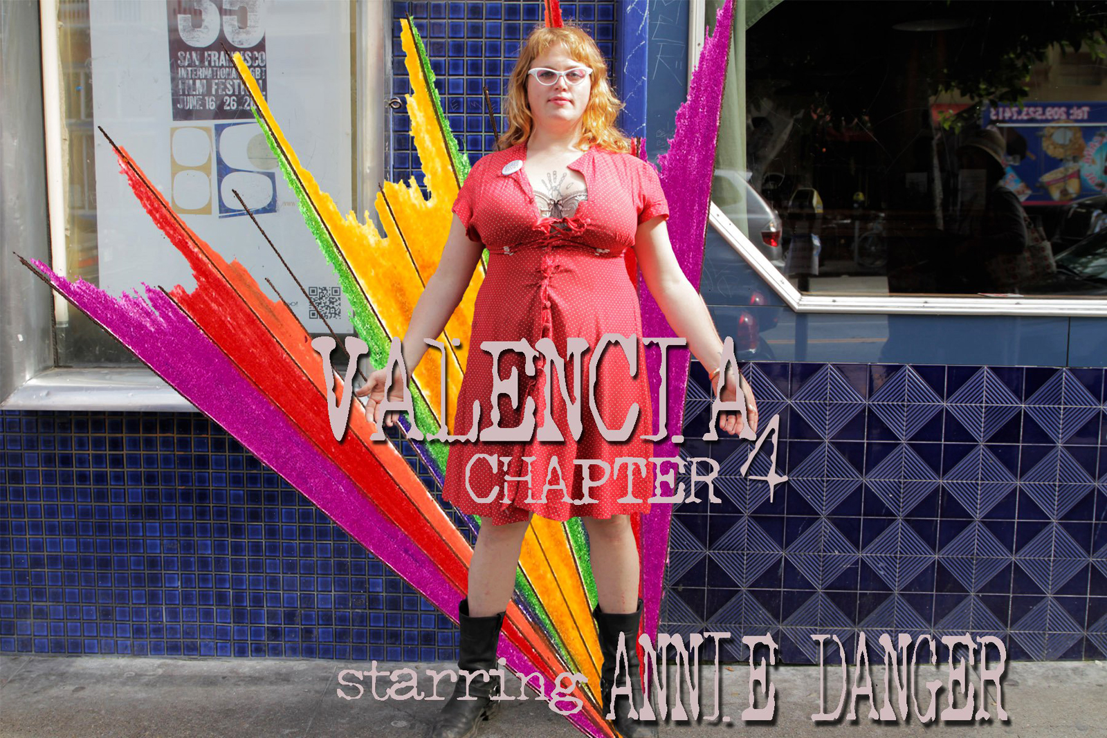 Scenes From 'Valencia: The Movie,' Part 3
