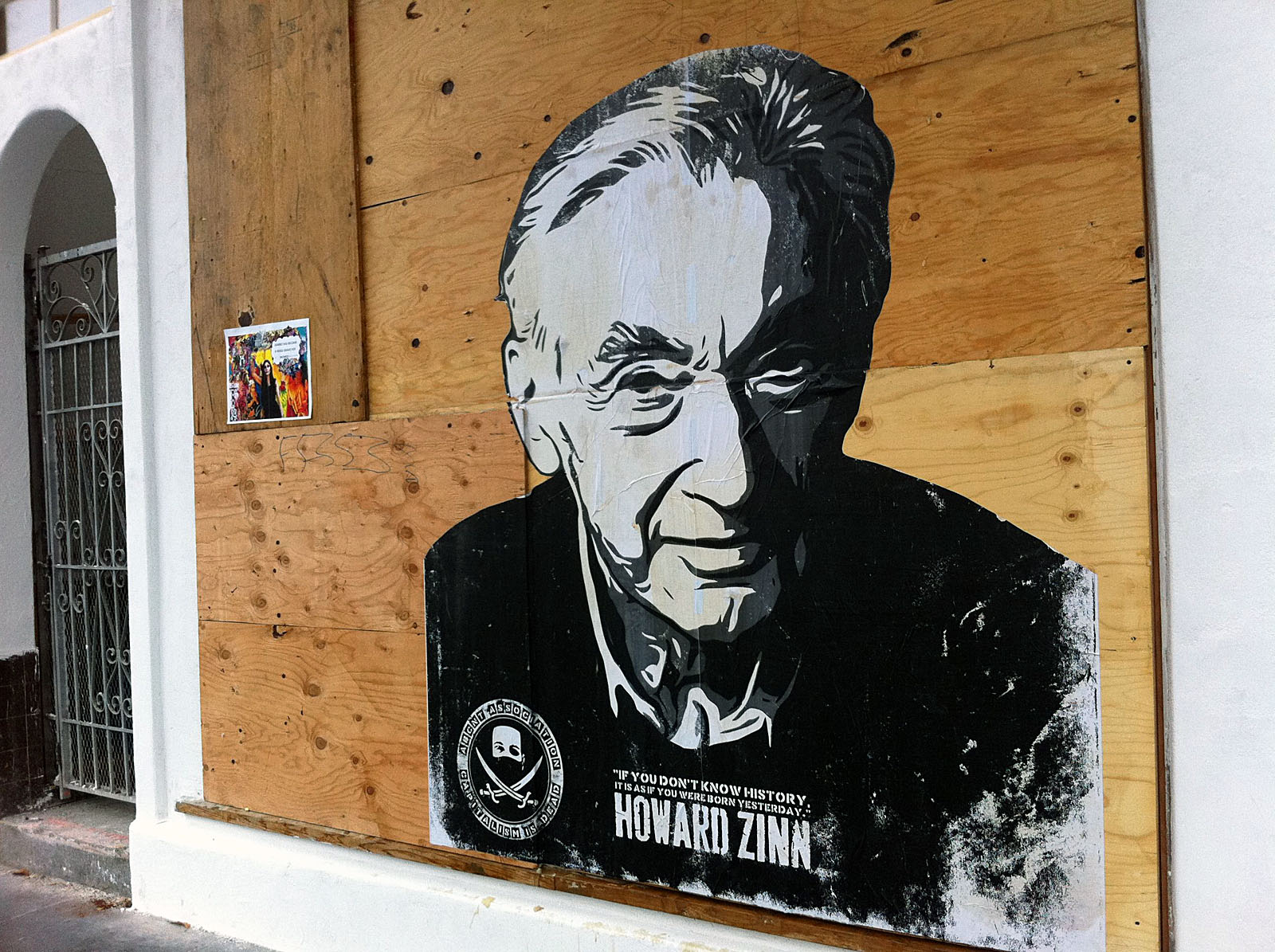 Howard Zinn on Valencia