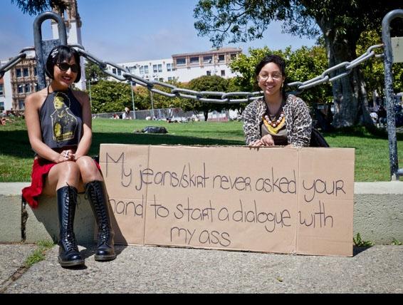 Keep Talking About Rape, Says Slutwalk Organizer