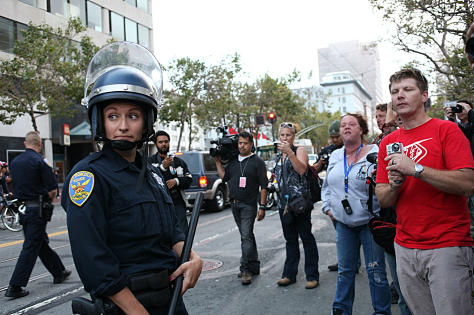 Your BART Protest Arrest Recap