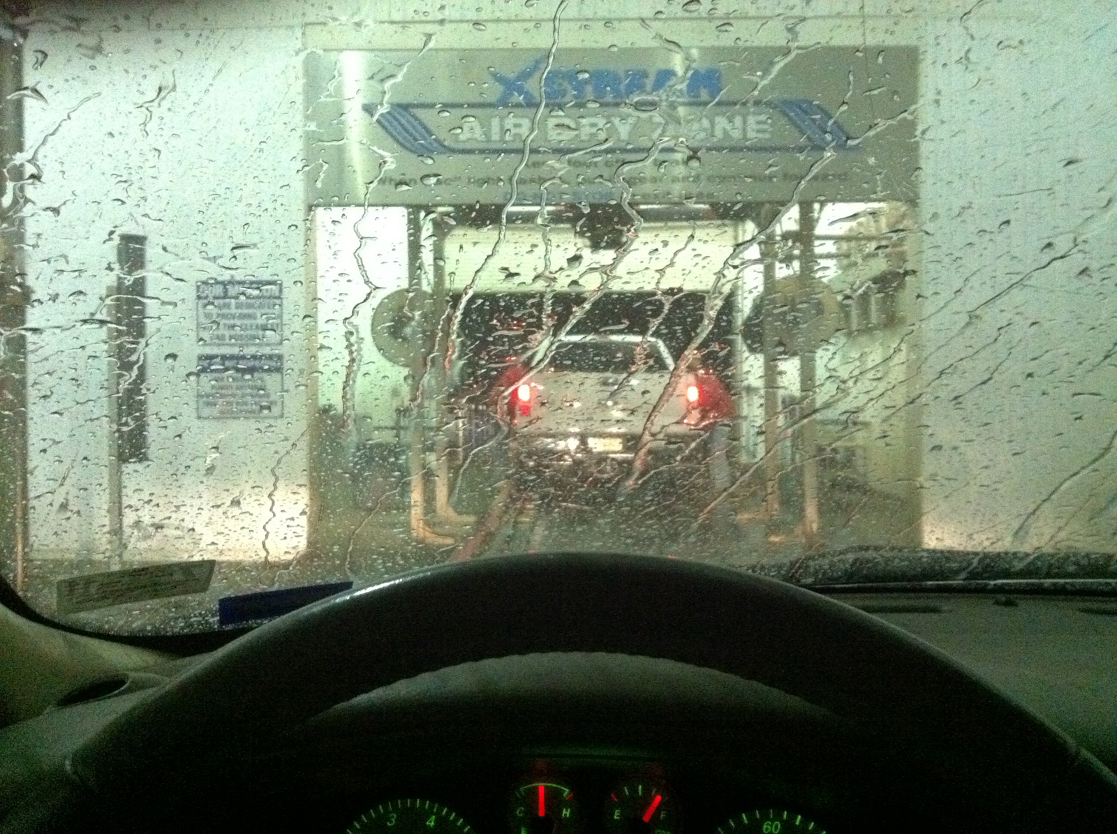 City Says Dirty Business at Tower Car Wash